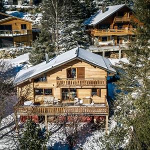 Constructeur maison bois Les Angles - Pyrénées Orientales