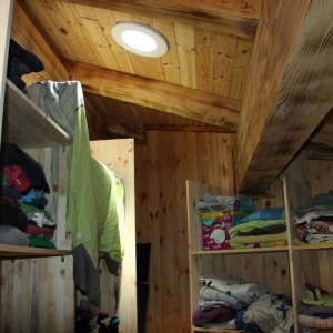 Puits de lumière installateur Pyrénées-Orientales - puit de lumière à La Cabanasse - Le Petit Charpentier à Font Romeu
